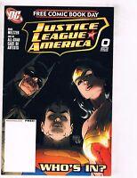 5 Free Comic Book Day Comics #1 Justice League Avengers Superman Mickey +++ J122