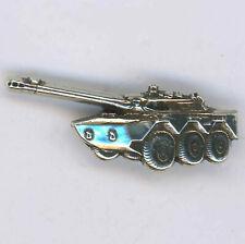 AMX 10 RC argenté Insigne Balme
