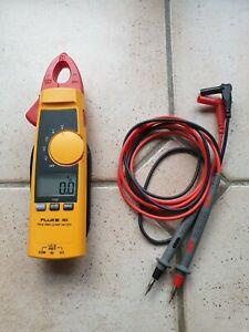 Fluke 365 Strommesszange Multimeter True RMS 200A DC + AC  Multimeter NP 270€