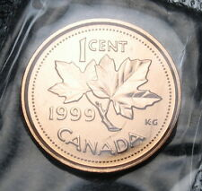 RCM - 1999 - 1-cent - NBU / PL - One coin in original cellophane from set