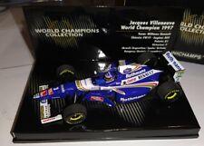Minichamps 1/43 Williams FW 19 - Wolrd Champion 1997 436970003