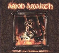 AMON AMARTH CD - CRUSHER [2 DISCS](2009) - NEW UNOPENED - ROCK METAL