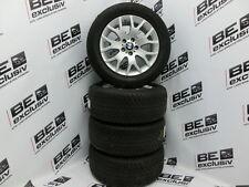 """BMW X5 E70 Felgen Styling 177 18"""" Winterräder Winterreifen 4mm Dot 39/09 6774395"""