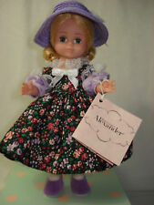 """MADAME ALEXANDER DOLL FLORAL OUTING 8"""" #34645"""