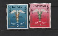 Pakistan 1960 Medical College SG 118/19 MNH