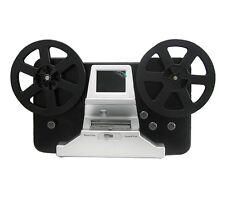 """Winait Film Scanner 5""""&3"""" Reel 8mm Super 8 Roll Digital Converter 1080P 2.4''LCD"""