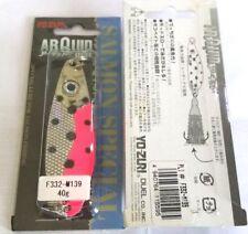 Yo-zuri Arquid 40g F332-M139 Salmon Special Fishing Lure Spoon Jig