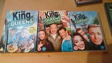 The King Of Queens -SEASONS 1-3 BOX SETS ALL VGC