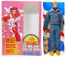 Kenner The Six Million Dollar Man The Bionic Man In Reproduction Box (1)