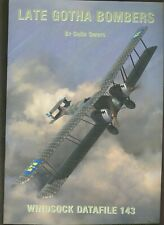 WINDSOCK  DATAFILE  143 - LATE GOTHA BOMBERS     new SB