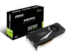 MSI GeForce GTX 1070 Aero OC | 8GB GDDR5 | Afterburner Ready |GAMING Grafikkarte