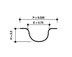 Dayco Timing Belt 94187 fits Citroen XM Y3 2.0 i 2.0 i Turbo