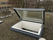 flat glass rooflight access hatch manual