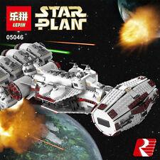 STAR WARS REBELS Tantive IV Rebel Blockade Runner UCS Building toy Blocks1748pcs