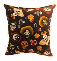 Coco Pillow Disney Coco Pillow  Handmade In USA