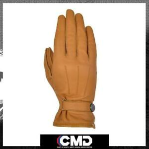 Oxford Radley Ladies Heritage Short Leather Gloves Tan