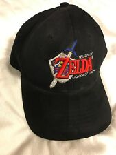 Vintage Zelda Ocarina of Time Authetic Promo Embroidered Hat