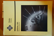 Telefunken Dioden Halbleiter Semiconductor 1975/ 216 Seiten Rundfunk Radio