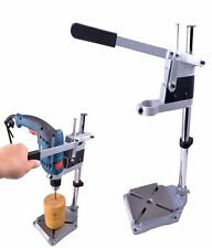 Hand Portable Drill Stand Compact Light Weight Fully convert drill to bench pres