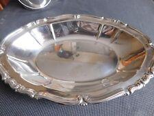 Panière corbeille métal  décor chantourné de coquille Louis XV