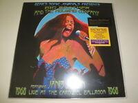 Janis Joplin: Live At The Carousel Ballroom 1968 2 LP, 180 Gr. audiophiles Vinyl