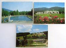 3x Ustroń Schlesien Polen Postkarten ungelaufen postcards Poland ab/nach 1965
