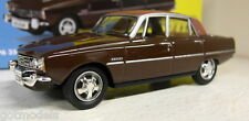 Vanguards 1/43 Scale VA06519 Rover P6 3500 VIP Brasilia Brown Diecast model