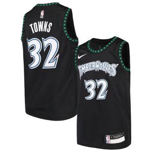 Nike NBA Youth Minnesota Timberwolves Karl-Anthony Towns #32 Swingman Jersey