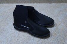 New listing Scubapro Neoreme Black Diving Boots Everflex 5mm Size Xs Rubber Tread Soles