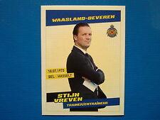 Panini Pro League 2016 n.367 Vreven Waasland-Beveren