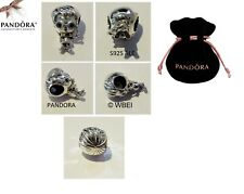 Authentic Genuine PANDORA Sterling Silver Harry Potter Charm - 798626C01