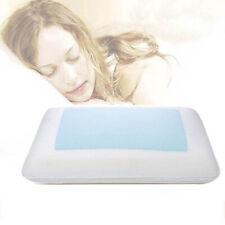 Cool Gel Contour Memory Foam Pillow Head Neck Back Support Air Cool Gel pillow
