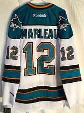 Reebok Premier NHL Jersey San Jose Sharks Patrick Marleau White sz 2X