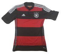 Adidas Climacool Mens Soccer Jersey Size Small Deutscher Fussball-Bund Germany