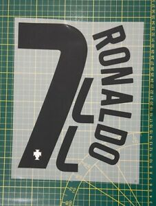 FLOCAGE Cr Ronaldo #7 Portugal 2020-2022 Away  NameSet.