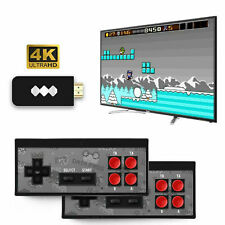 Y2 4K HDMI Built in 568 Classic Videos Game Retro Console Controller Dual Player