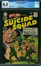Brave and the Bold #37 CGC 4.5 -- 1961 -- Suicide Squad. Esposito. #2038426012