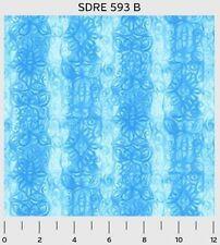 Blue Ombre Dama - Soft Dreams from PB Textiles HALF YARD