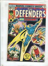 THE DEFENDERS #28 - ENTER: STARHAWK! - (4.0) 1975