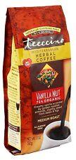 Teeccino Herbal Coffee Alternative, Mediterranean Vanilla Nut, 11oz (pack of 3)