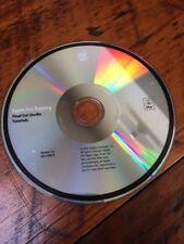 Mac Macintosh Pro Training Final Cut Studio Tutorials Software Disc v1.0 2005