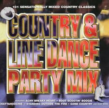 Country & Line Dance Party Mix CD