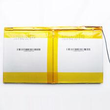 3.7V 11200 mAh Lipo big capacity Battery For PAD Tablet PC Power bank 45188105