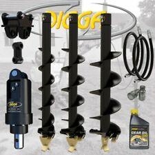 Kubota   Digga PDD Combo Pack for Excavators up to 2T