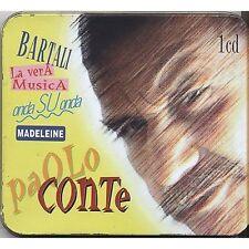 PAOLO CONTE - Bartali - CD STEELBOX 1994 LIMITED EDITION NUMERATO USATO