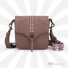 Sakroots Seni Camera Bag Crossbody - Brown Leather / Berry Brave Beauti - NWT