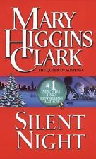 Silent Night : A Christmas Suspense Story  (ExLib) by Mary Higgins Clark