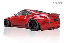 Vicrez Rear Wing Trunk Spoiler Fits Nissan 350z 2003-2008 VZ - vz100313
