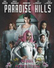 Paradise Hills (Blu-ray Disc, 2020) NEW!