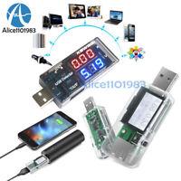 Digital 7 in 1 USB Tester Voltmeter Ammeter Current Voltage Meter Power Detector